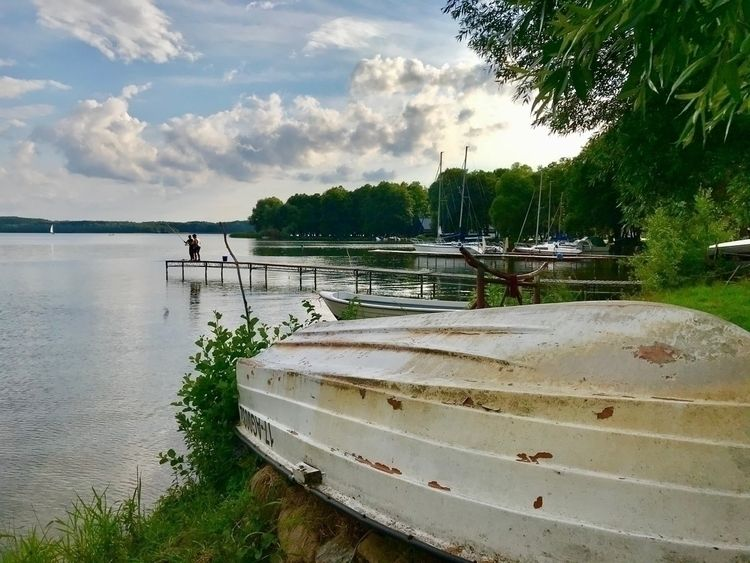 Drawsko - boats, lakes, drawsko - blueskipper | ello