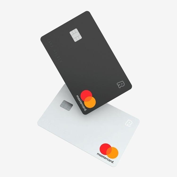 Revolut Cards Business - 3d, 3drender - dmitrykovalev   ello
