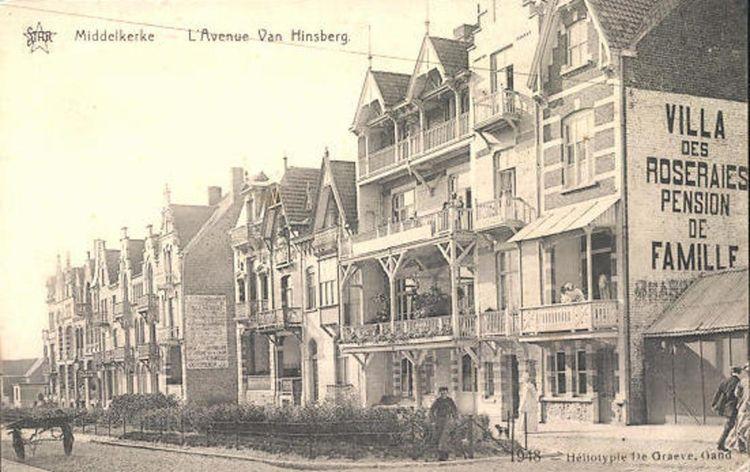 Middelkerke Belgium postcards o - andrezomerwandeling   ello