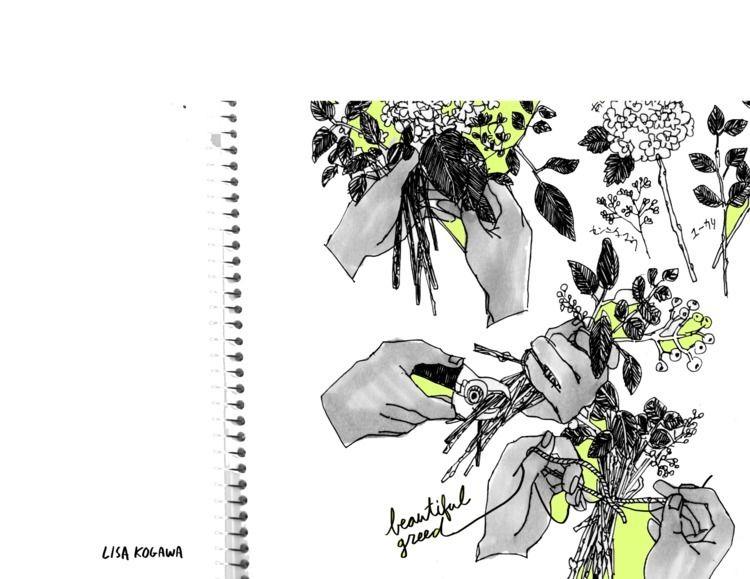 Plant Zine - lisakogawa   ello