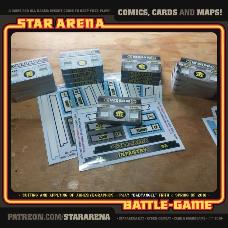 Whois - Gamedev, TCG, StarArena: - stararena_game   ello