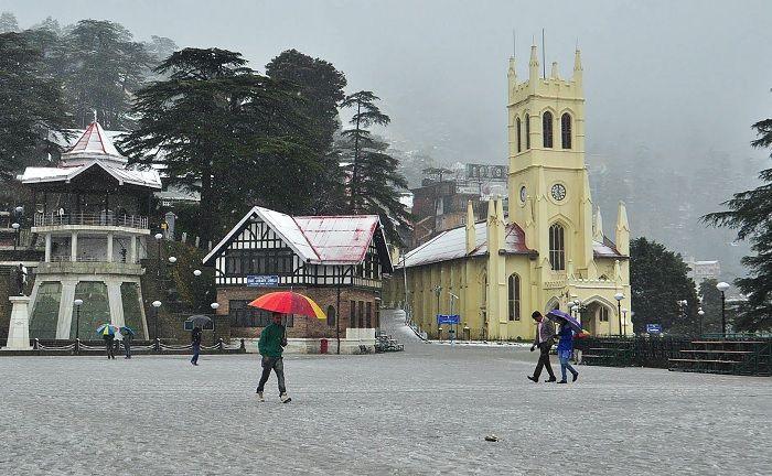 Shimla capital state Himachal P - alinajack | ello