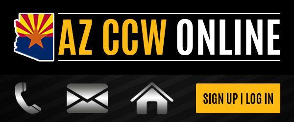 Arizona Concealed Carry Classes - azccwonline   ello