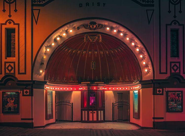 Daisy Theatre , 2020, Memphis,  - anthonypresley | ello