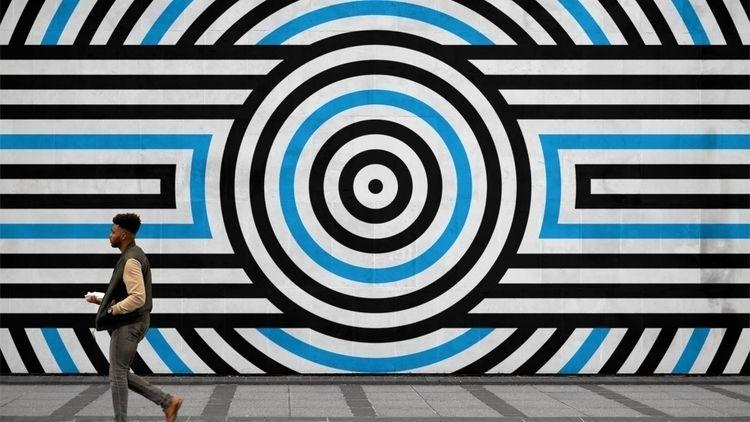Mock Mural (Scope) / Series: MK - markthomson | ello
