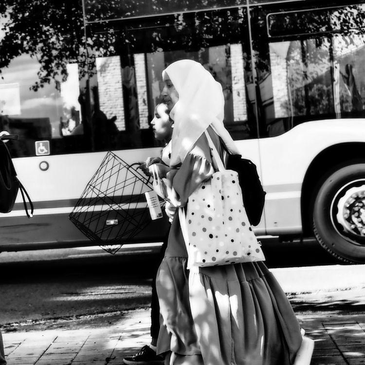 People watching street corner A - afropolitan   ello