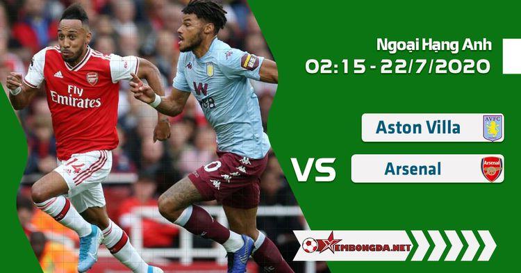 [Trực Tiếp] Aston Villa Arsenal - huynhanhquan1984 | ello