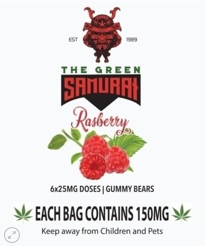 Raspberry Bear Bombs Green Samu - orderbudonline | ello