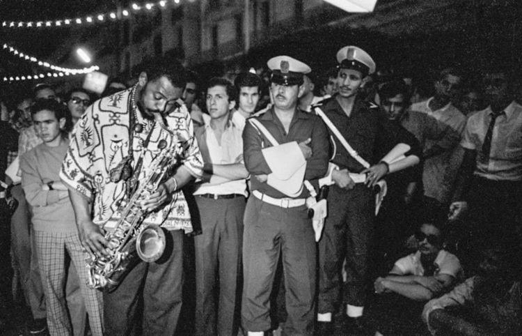 Juillet-Août 1969, le Festival  - abderrahmanedjelfaoui   ello