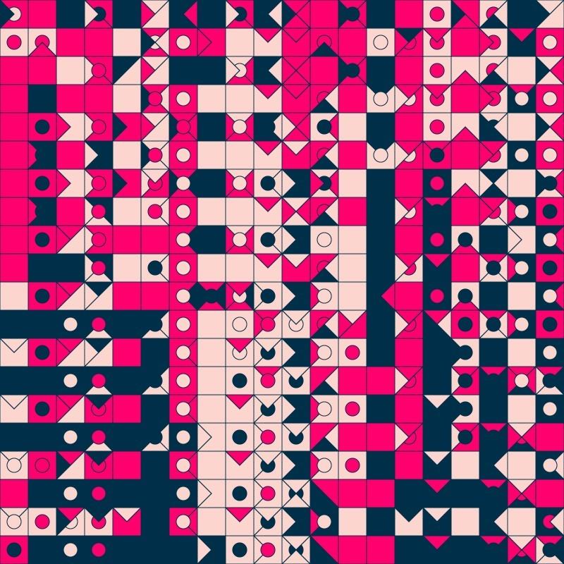 Geometric Shapes / 200727 - sasj | ello