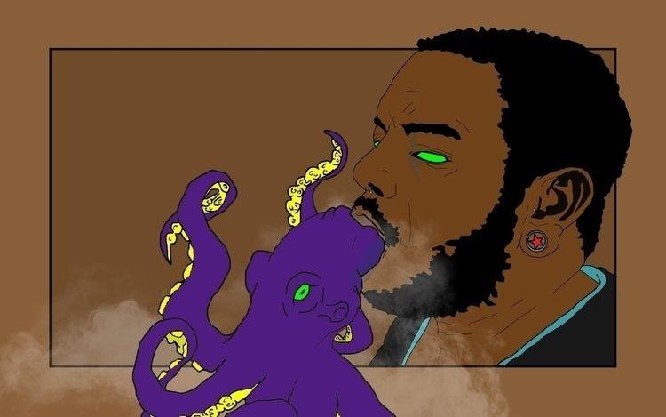 Octopus Protection Defiance — l - blueanath   ello