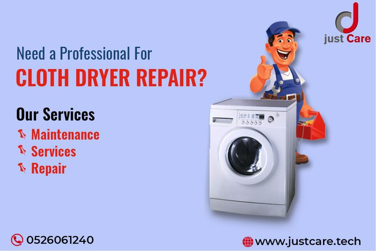Washer Dryer Repair Dubai | Hom - justcare | ello