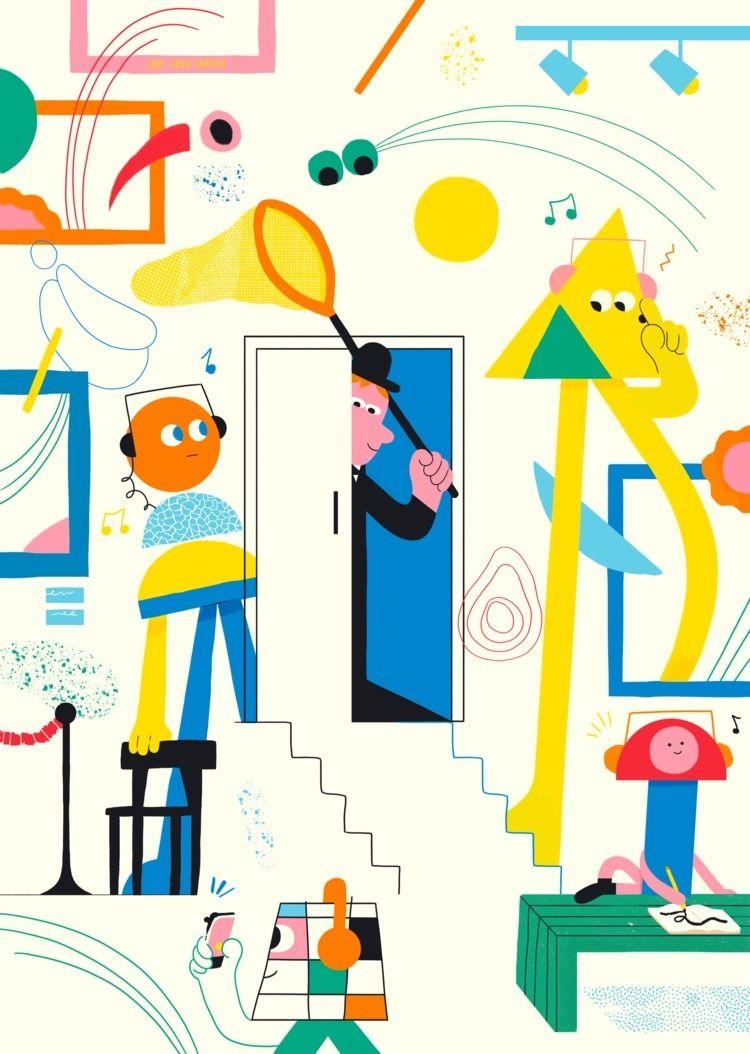 TIL Wassily Kandinsky synesthes - samfredhinton | ello