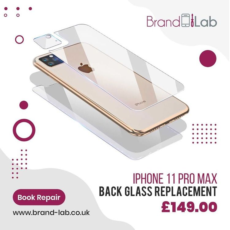 iPhone 11 Pro Max glass? 🤠 repl - brandlablondonlimited | ello
