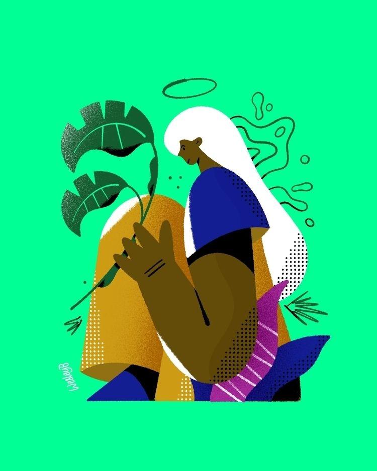 illustration Instagram Website - wesleybarnes_ | ello