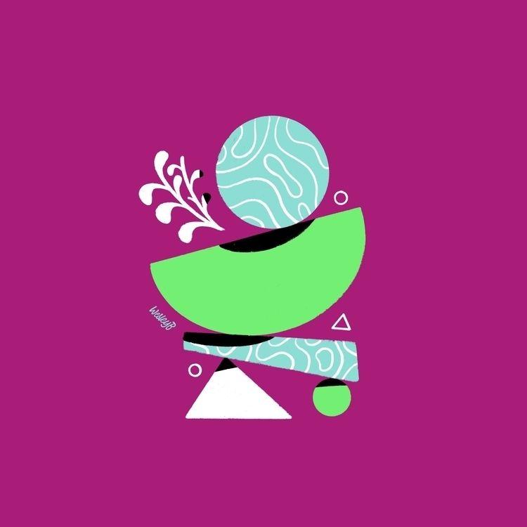 fun doodles simple shapes lines - wesleybarnes_ | ello