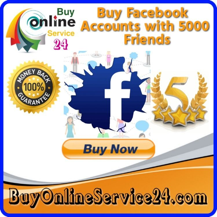 Buy Facebook Accounts Friends f - buyonlineservice2452 | ello