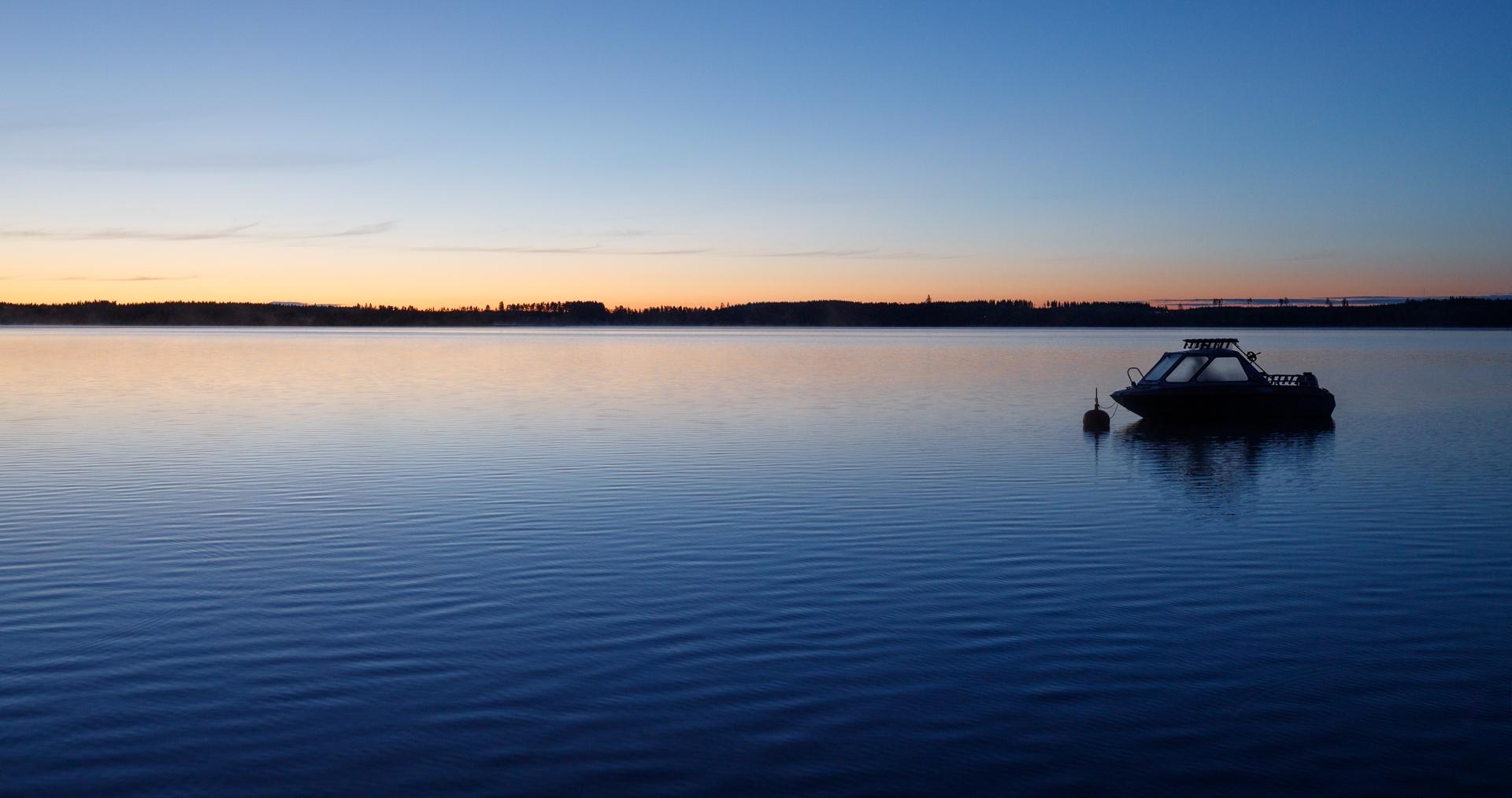 Blue hour - photography, landscape - anttitassberg | ello