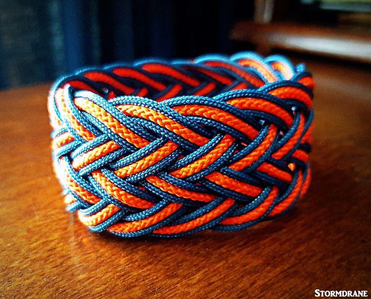 gaucho knot bracelet - stormdrane | ello