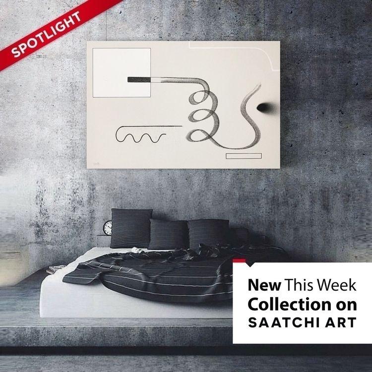 Spotlight week Saatchi Art sele - linco7n | ello