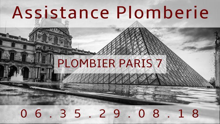 Notre Plombier paris 7 réalise  - plombierparis75014 | ello