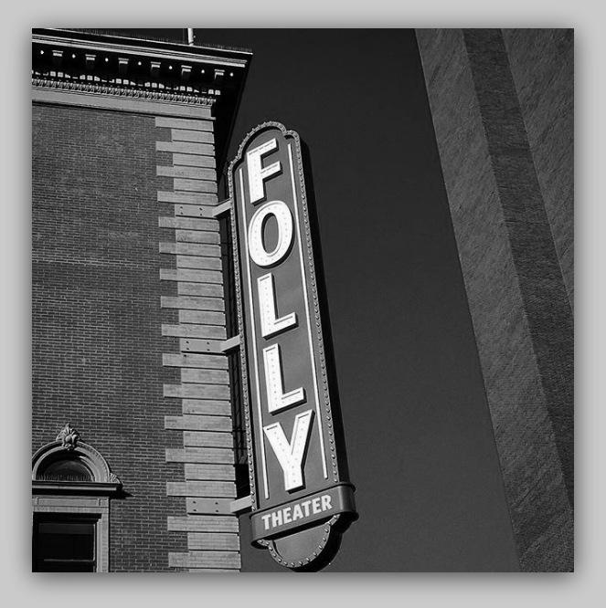nostalgia, 2 / folly theater - americana - voiceofsf | ello