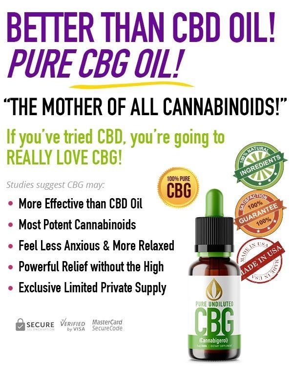 Pure CBG Hemp Oil carbohydrate  - rigmaninsu | ello