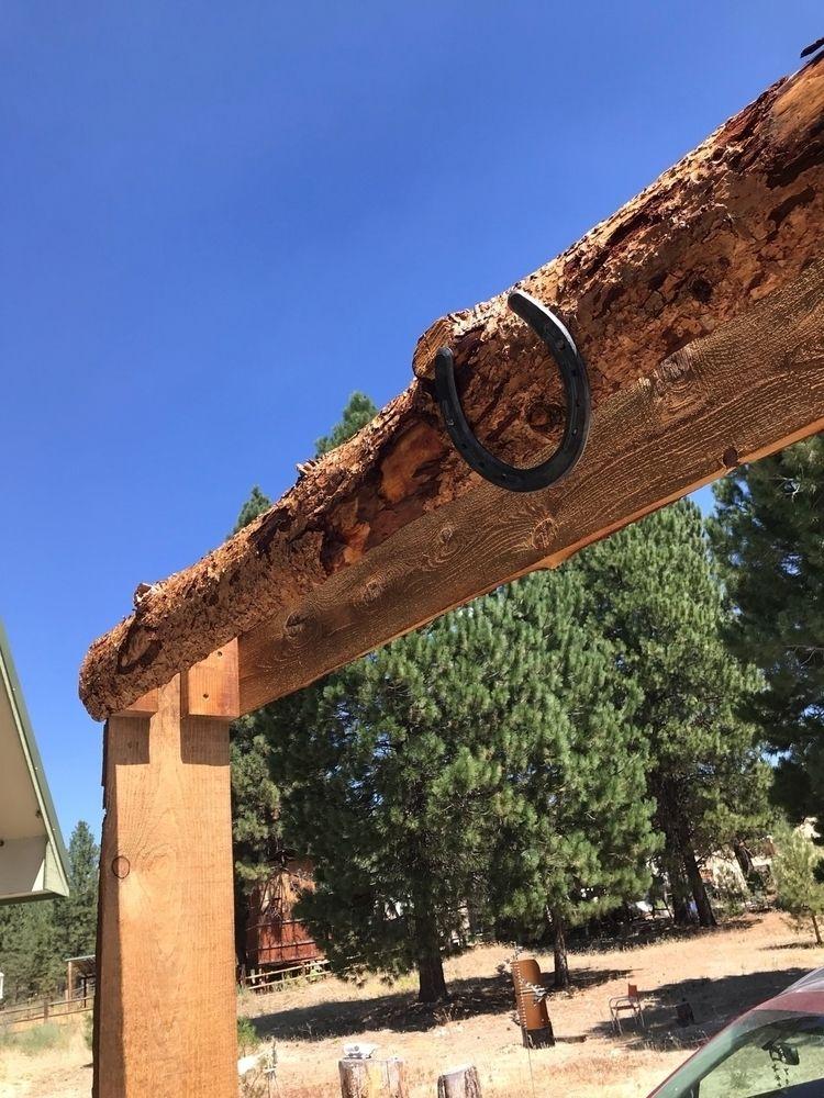 Built wedding arbor Cowboy Indi - patrick27 | ello