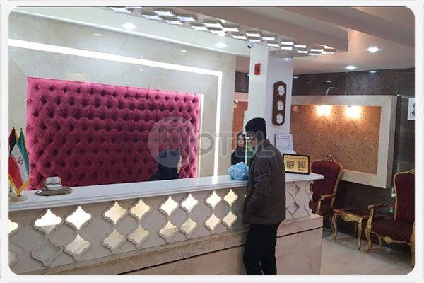 Arian Apartment Hotel Mashhad h - gheirati | ello