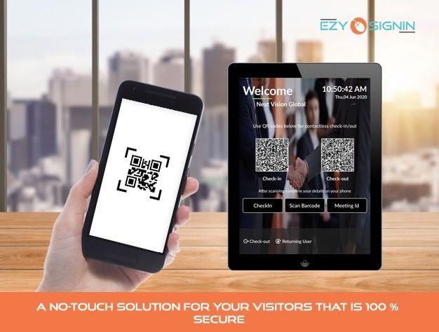 Visitor Management System Gover - ezysignin | ello