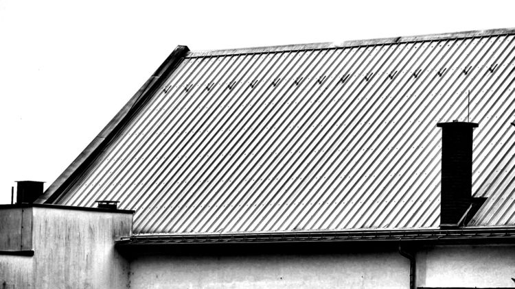 • Roof - photography, blackandwhitephotography - borisholtz | ello