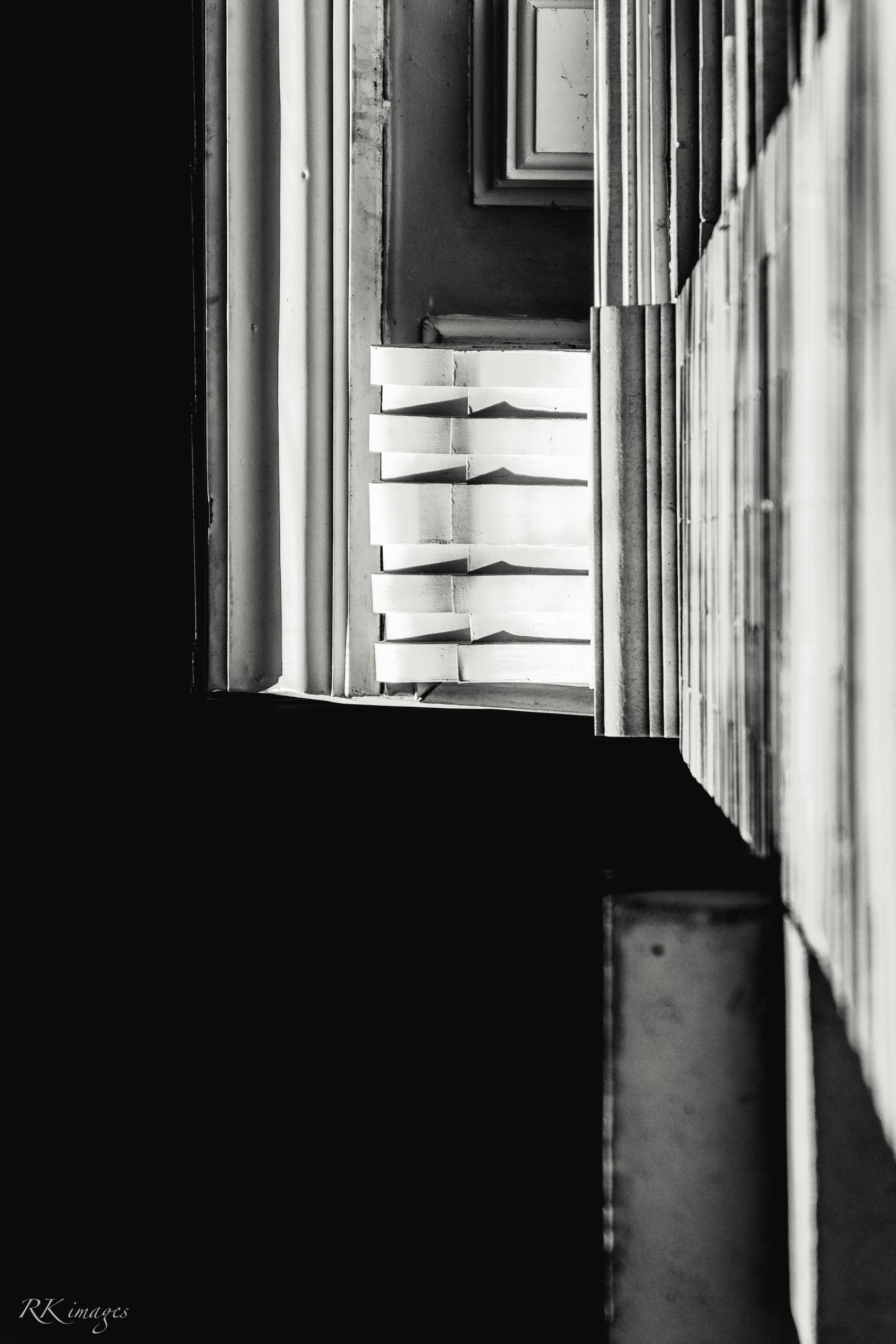 blackandwhite, architecture - richiekidd | ello