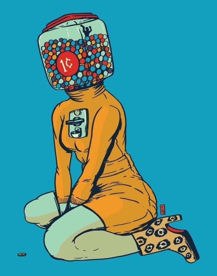 Gumball Goddess 2020 - thomcat23 | ello