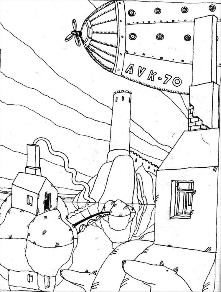drawing - idiot_cola   ello