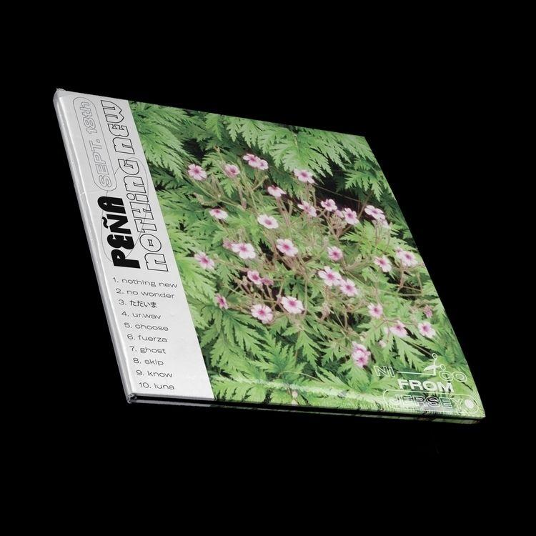 Album Artwork Nico Peña - domdecarlo | ello