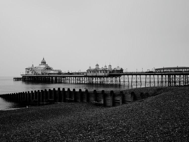 Eastbourne Pier Pier, Eastbourn - skazman | ello