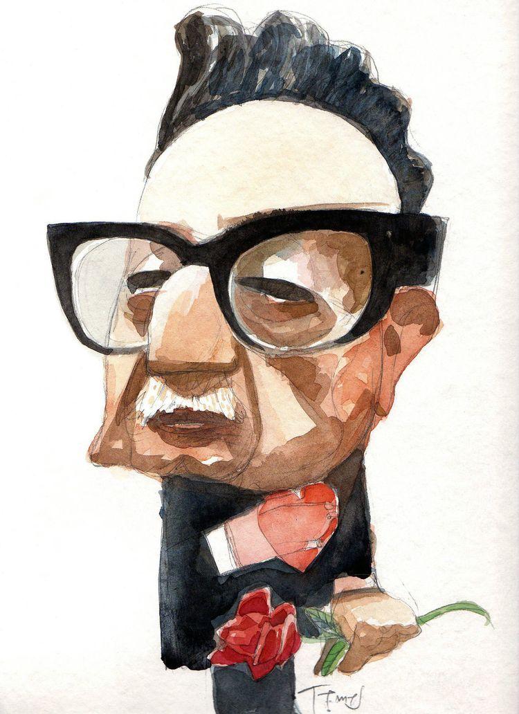 Pablo Temes, Salvador Allende,  - romporn   ello