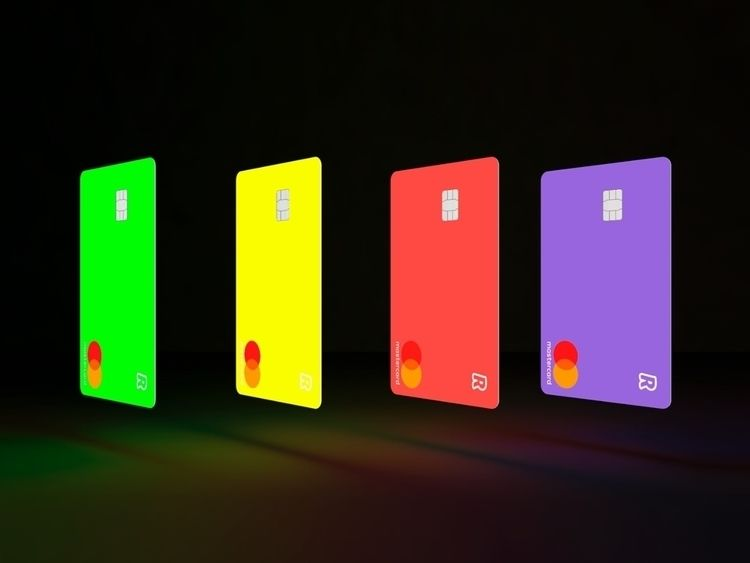 Revolut Junior Cards concept Ca - dmitrykovalev | ello