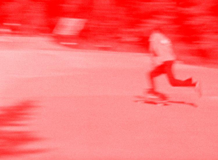 Scanned risograph print Super 8 - freedomlennon | ello