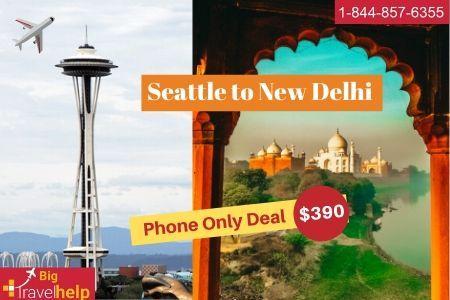Investigate Seattle Delhi airpl - bigtravelhelpco | ello