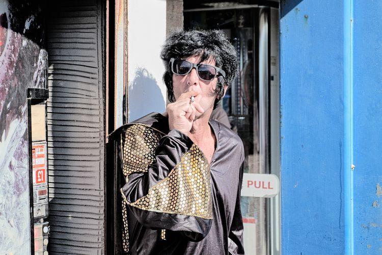2020 Mart Betz Porthcawl Elvis  - martbetz | ello