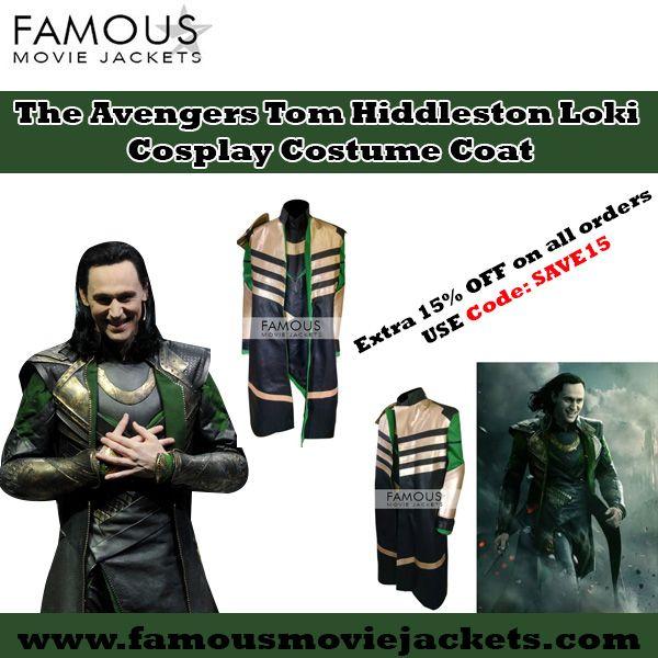 Avengers Tom Hiddleston Loki Co - riscillalauryn91 | ello
