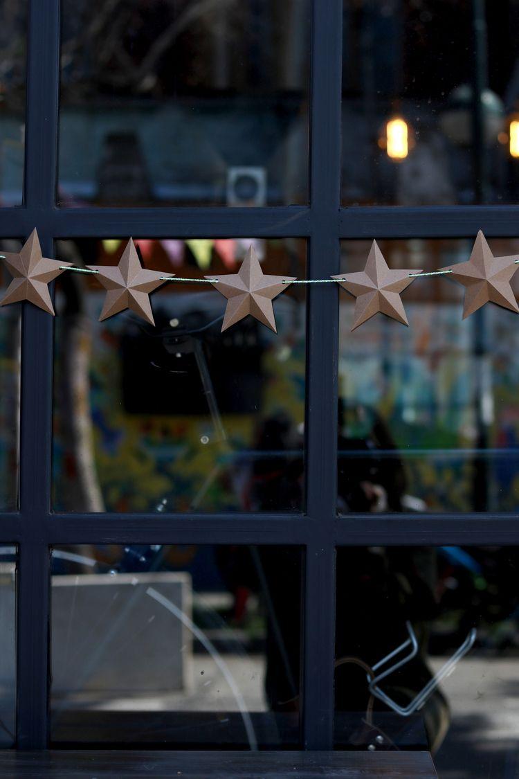 Paper Stars - proyectoensamble | ello