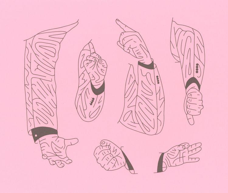 Drawing Bodies Passions Soul Ja - racc   ello
