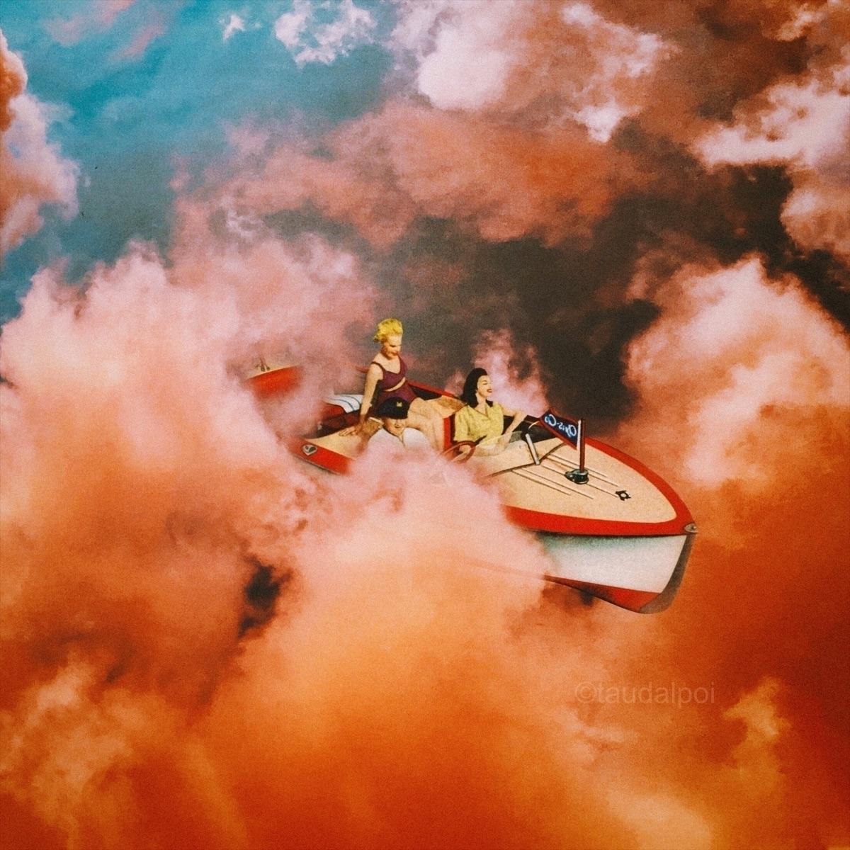 Cloud Cruiser - digitalart - taudalpoi   ello