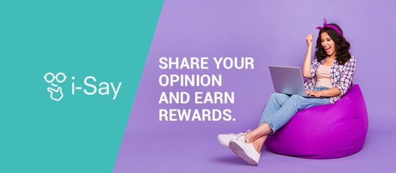 Paid surveys Earn rewards Opini - freebiesloot   ello