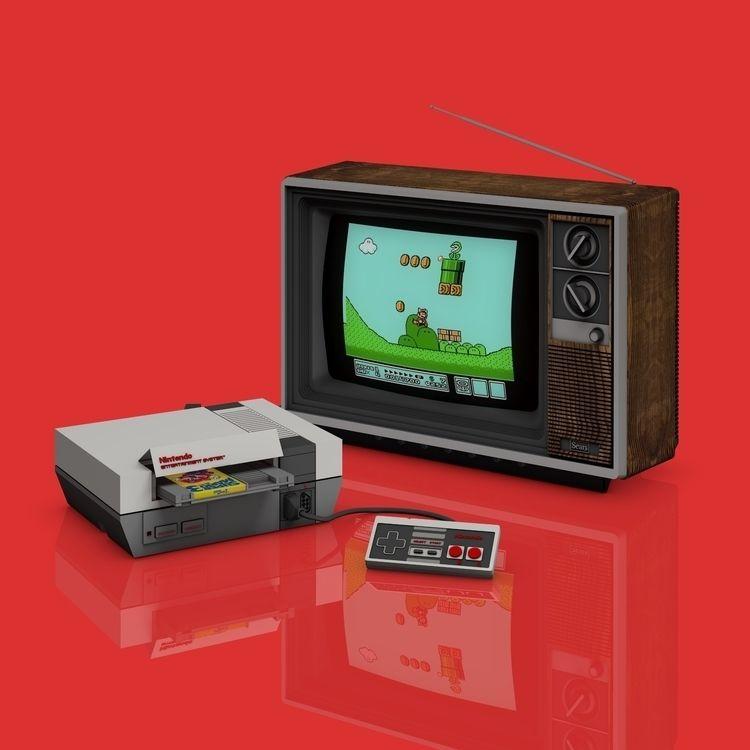 Nintendo Entertainment System S - vjaimy | ello