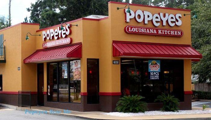 Love pass time Popeyes appetizi - terrymruch   ello