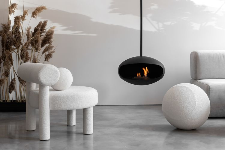 Sculptural plush chairs celebra - gessato | ello