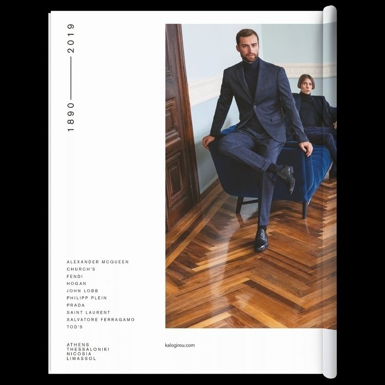 Fall/Winter 2019 season, renown - filipposfragkogiannis | ello